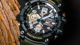 Casio G-Shock Mudmaster GWG 100 – zlatá stredná cesta scenou na úrovni základu