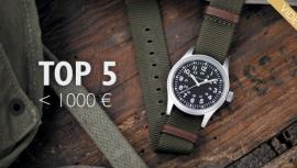 Najlepšie pánske hodinky do 1000 eur? Vponuke je kremíková zotrvačka aj nablýskaná oceľová legenda