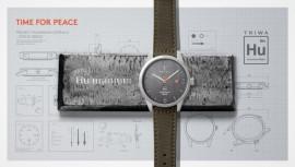 Triwa X Humanium Metal – hodinky vyrobené zroztavených ilegálnych zbraní