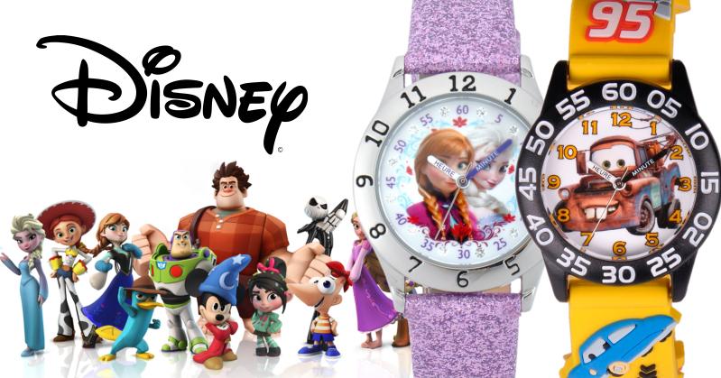 9c3a3e862 Ako by mali vyzerať detské hodinky? Nevymýšľajte, nechajte to na značku  Disney