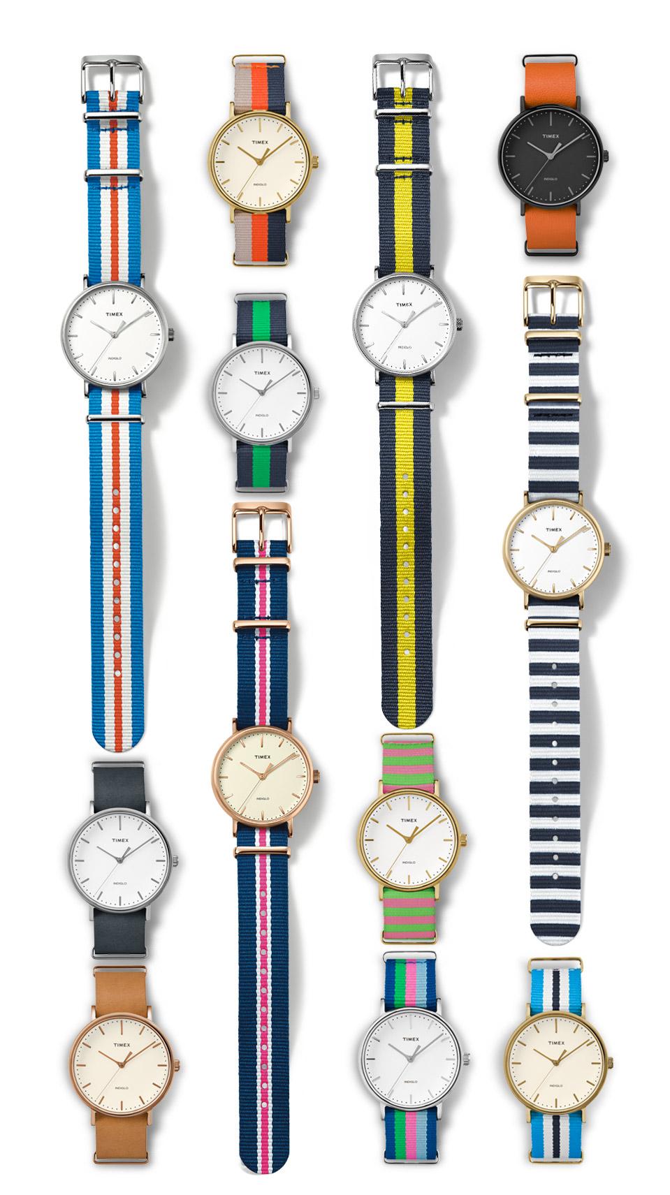 331d71b00 Timex Weekender Fairfield – blogeri milujú textilné remienky. A čo ...