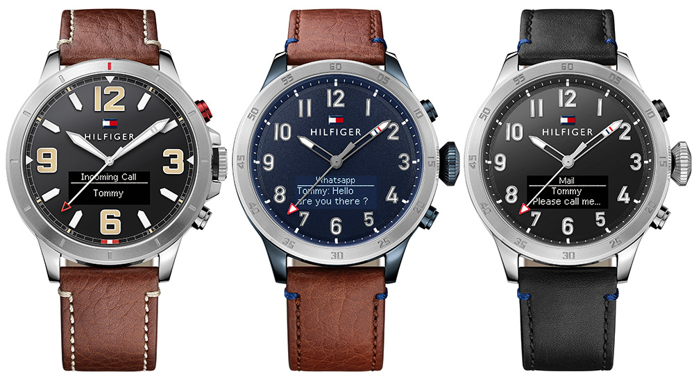 50a7235a0 Bude 2017 rokom smart hodiniek? Prvé smarty od Tommyho Hilfigera čo ...