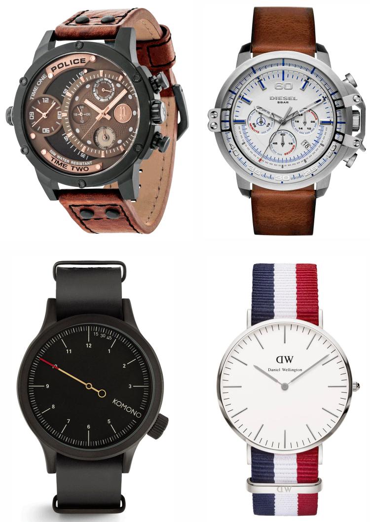 c5a59c29b Tipy na vianočný darček pre muža: kvalitné pánske hodinky vždy ...