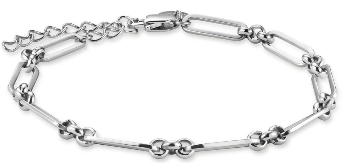 Rosefield Chain link bracelet Silver JTBCS-J439