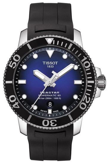 TISSOT SEASTAR 1000 POWERMATIC 80 T120.407.17.041.00