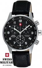 SWISS MILITARY CHRONO 20042ST-1L