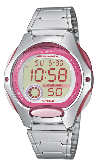CASIO COLLECTION LW 200D-4A