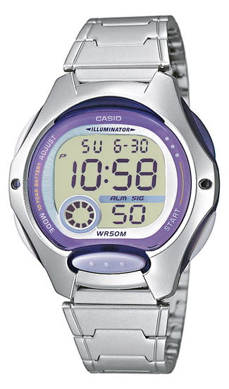 CASIO COLLECTION LW 200D-6A