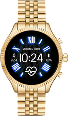 MICHAEL KORS Lexington 2 Gold Tone Smartwatch MKT5078