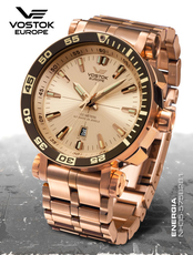 VOSTOK-EUROPE NH35/575B281B