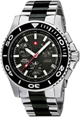SWISS MILITARY CHRONO 20084ST1-MBK
