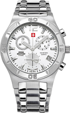 SWISS MILITARY CHRONO SM34015,02