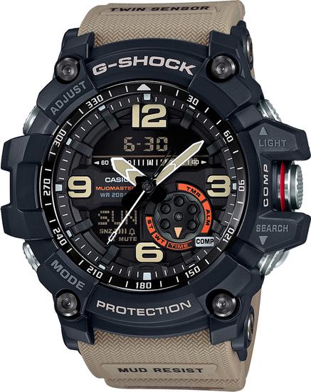 CASIO G-SHOCK MUDMASTER GG 1000-1A5
