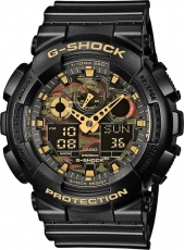 CASIO G-SHOCK GA 100CF-1A9
