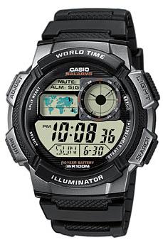 CASIO AE 1000W-1B. 12 mesiacov na vrátenie