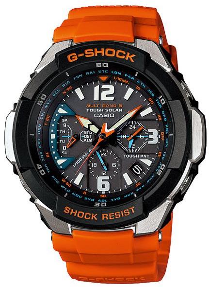 CASIO G-SHOCK GW 3000M-4A. Predĺžená záruka. VIP servis. 12 mesiacov na vrátenie