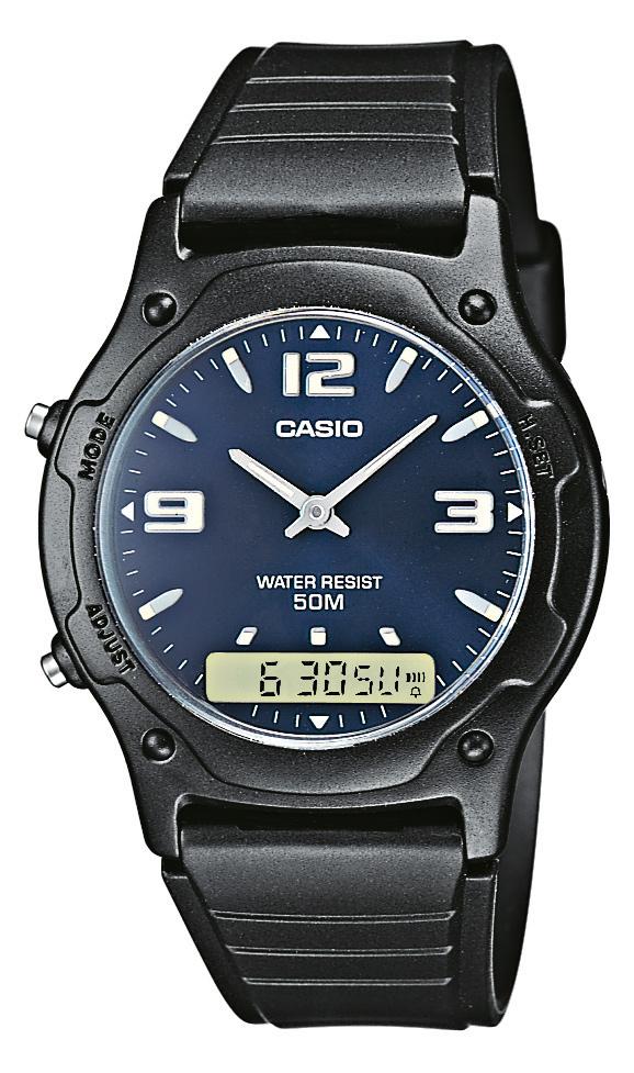 CASIO AW 49E-2A