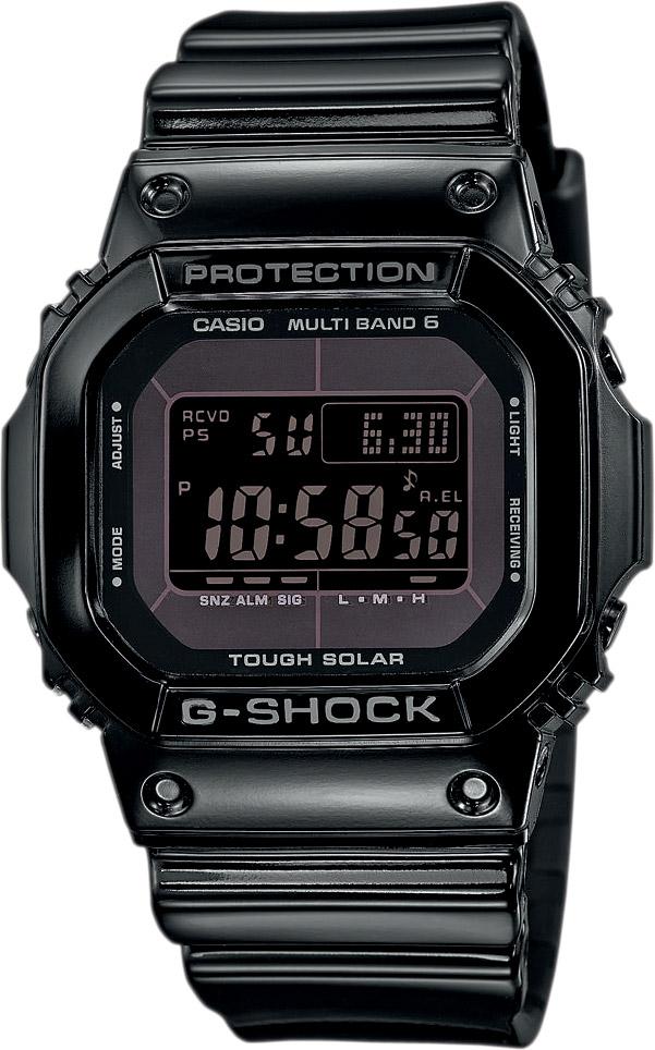 CASIO G-SHOCK GW M5610BB-1. Predĺžená záruka. VIP servis. 12 mesiacov na vrátenie