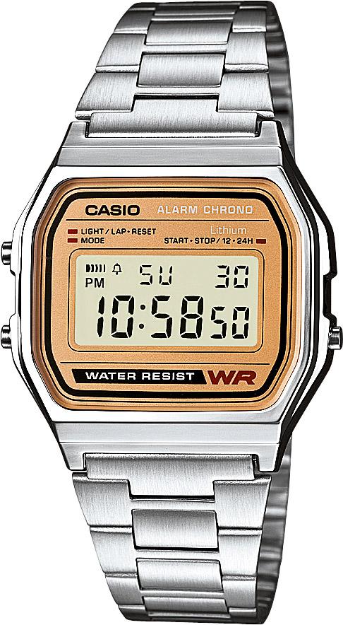CASIO A 158WEA-9. 12 mesiacov na vrátenie