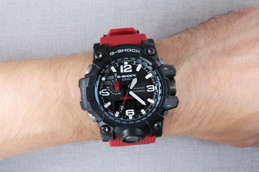 2d9c09b7d CASIO GWG 1000RD-4A +Doručenie Zdarma | HODINKY.SK | hodinky, šperky ...