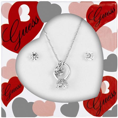 698fdc8e46 Dámsky set náhrdelník a naušnice GUESS UBS11103