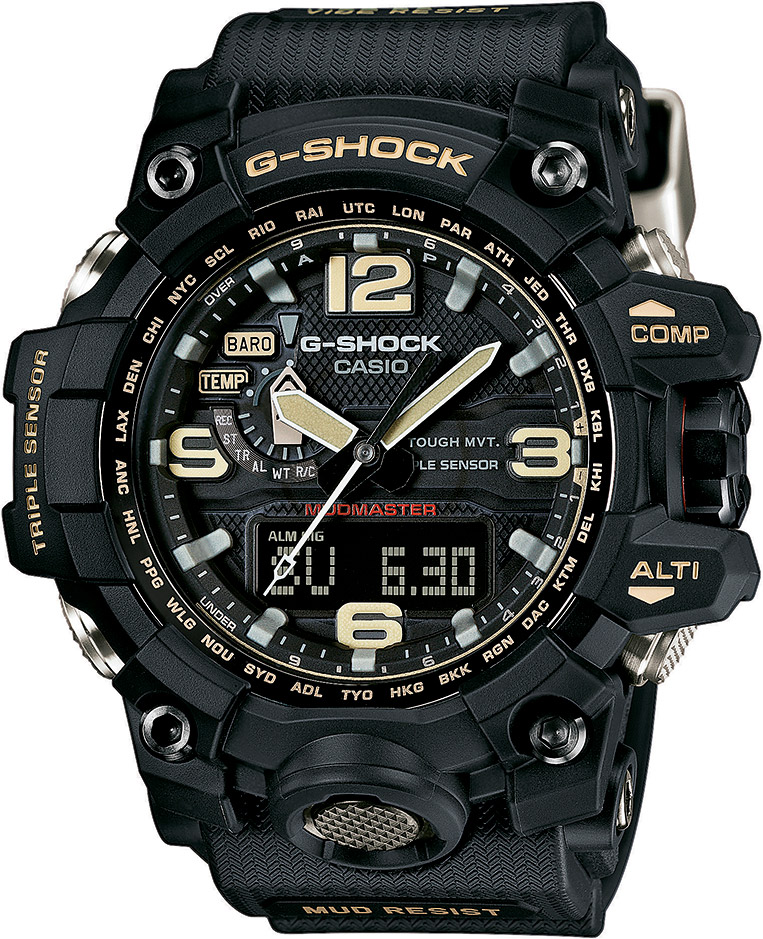 CASIO G-SHOCK GWG 1000-1A