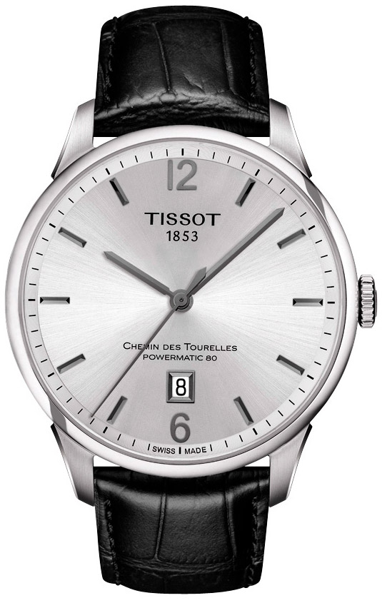 TISSOT T099.407.16.037.00. Predĺžená záruka. VIP servis. 12 mesiacov na vrátenie