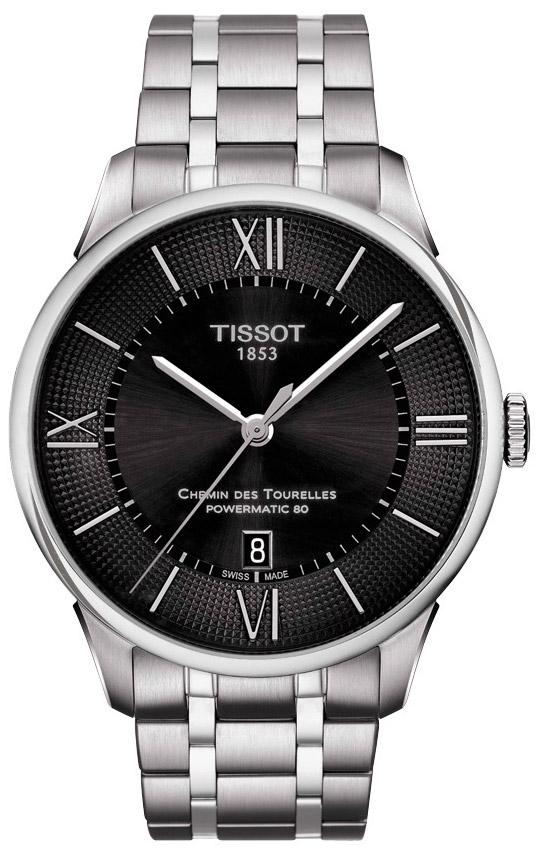 TISSOT T099.407.11.058.00. Predĺžená záruka. VIP servis. 12 mesiacov na vrátenie