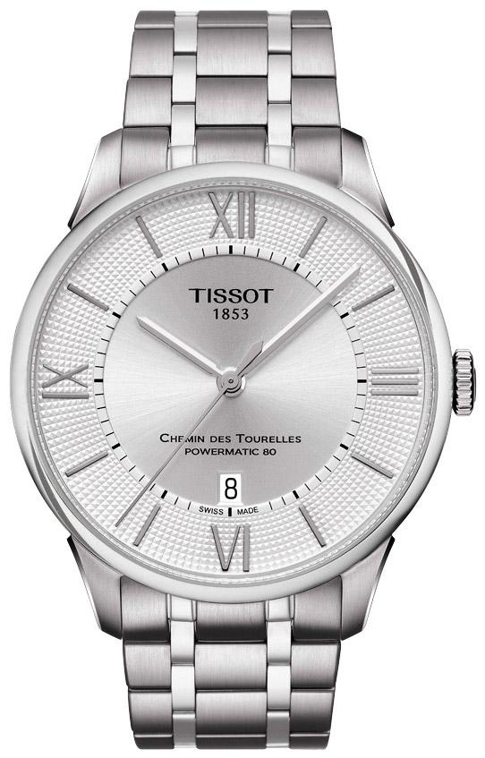 TISSOT T099.407.11.038.00. Predĺžená záruka. VIP servis. 12 mesiacov na vrátenie