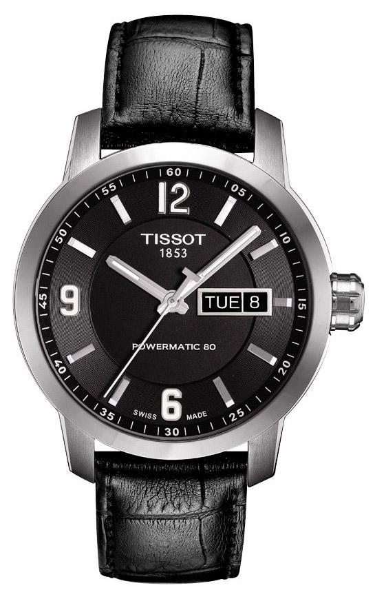 TISSOT T055.430.16.057.00. Predĺžená záruka. VIP servis. 12 mesiacov na vrátenie