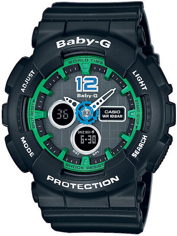 CASIO BABY-G BA 120-1B
