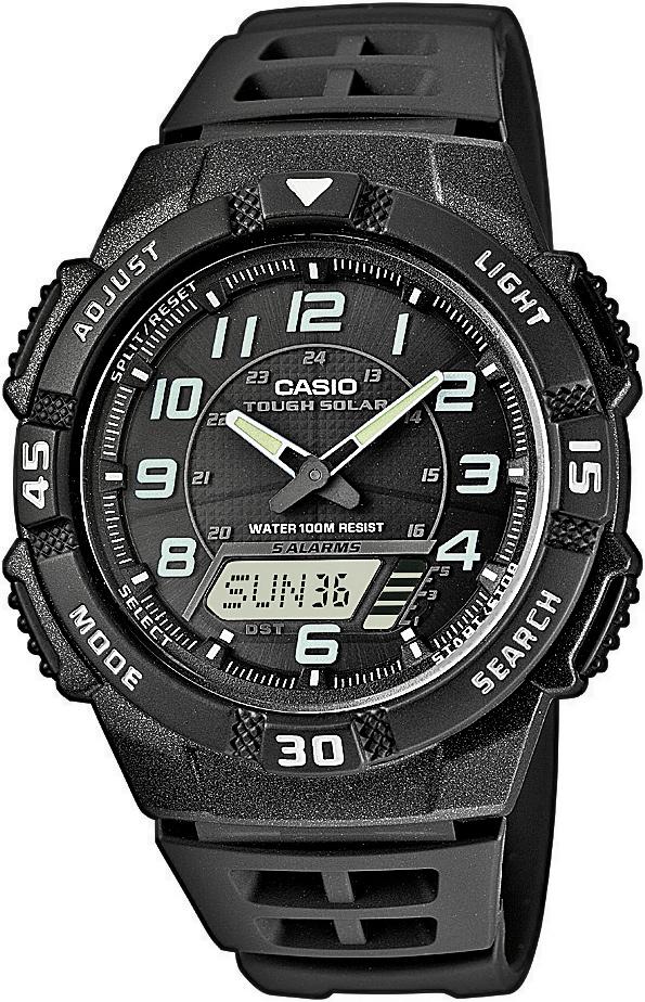 CASIO AQ S800W-1B. 12 mesiacov na vrátenie
