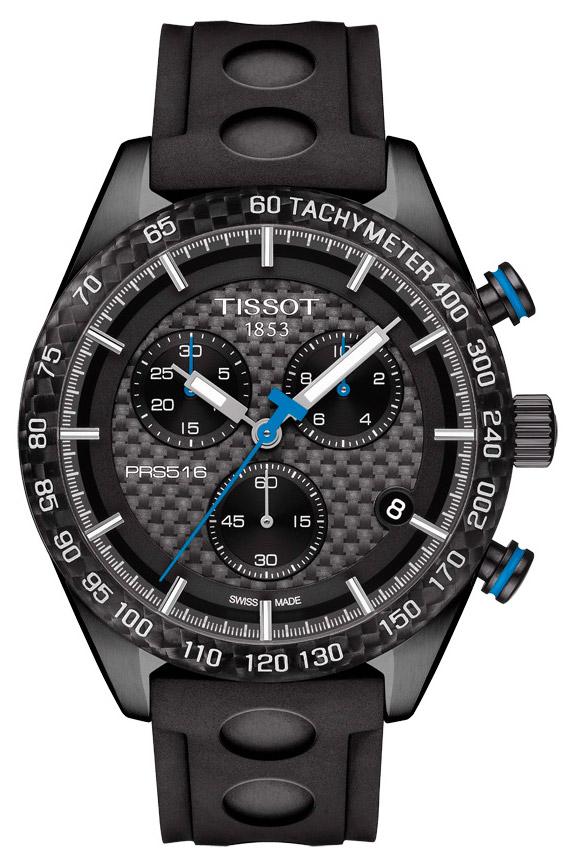 Racing - Trkači ručni sat TISSOT PRS 516 T100.417.37.201.00 CHRONO QUARTZ