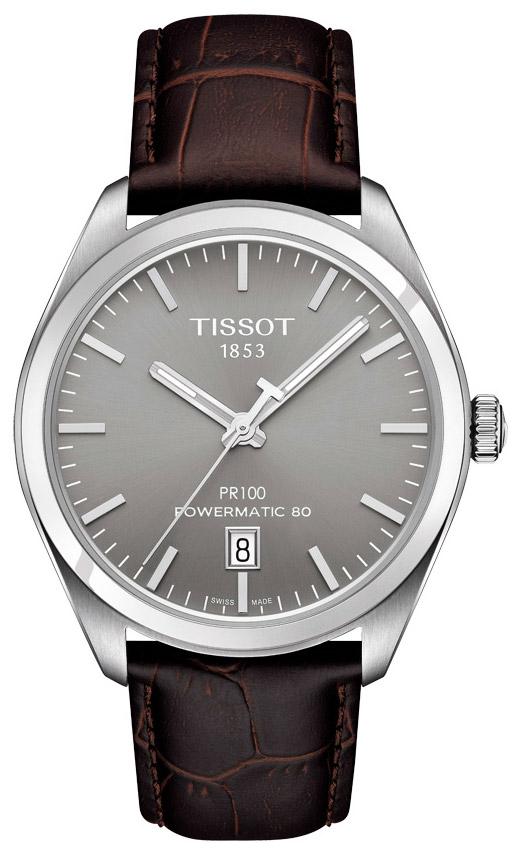 TISSOT T101.407.16.071.00. Predĺžená záruka. VIP servis. 12 mesiacov na vrátenie