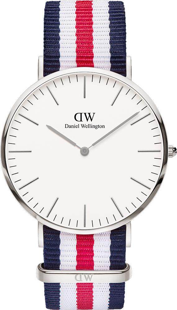 DANIEL WELLINGTON DW00100016. VIP servis. 12 mesiacov na vrátenie