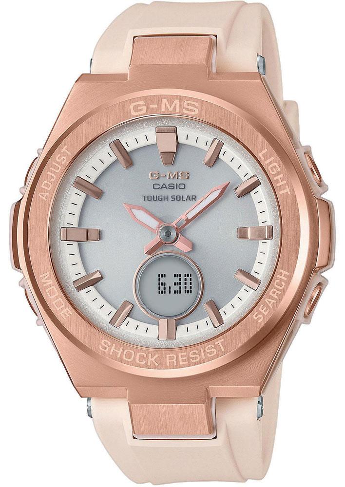 CASIO BABY-G MSG-S200G-4AER