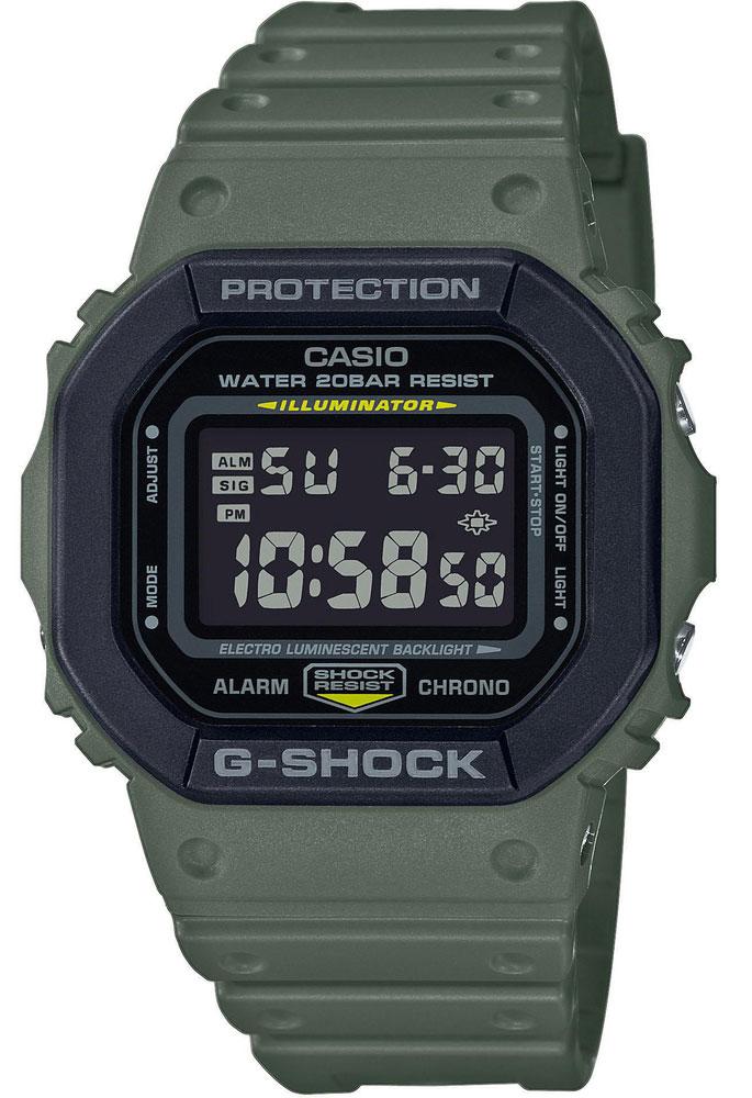 CASIO G-SHOCK DW-5610SU-3ER. Predĺžená záruka. VIP servis. 12 mesiacov na vrátenie