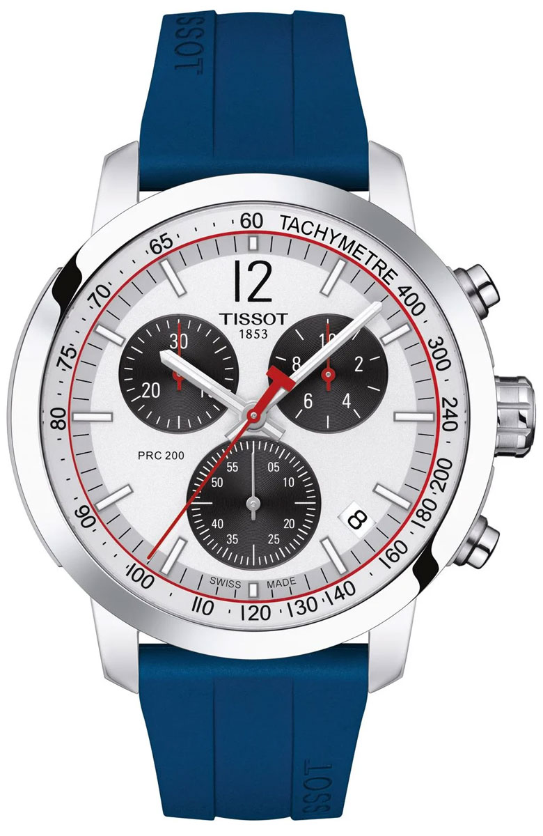 TISSOT PRC 200 IIHF 2020 ICE HOCKEY SPECIAL EDITION T114.417.17.037.00