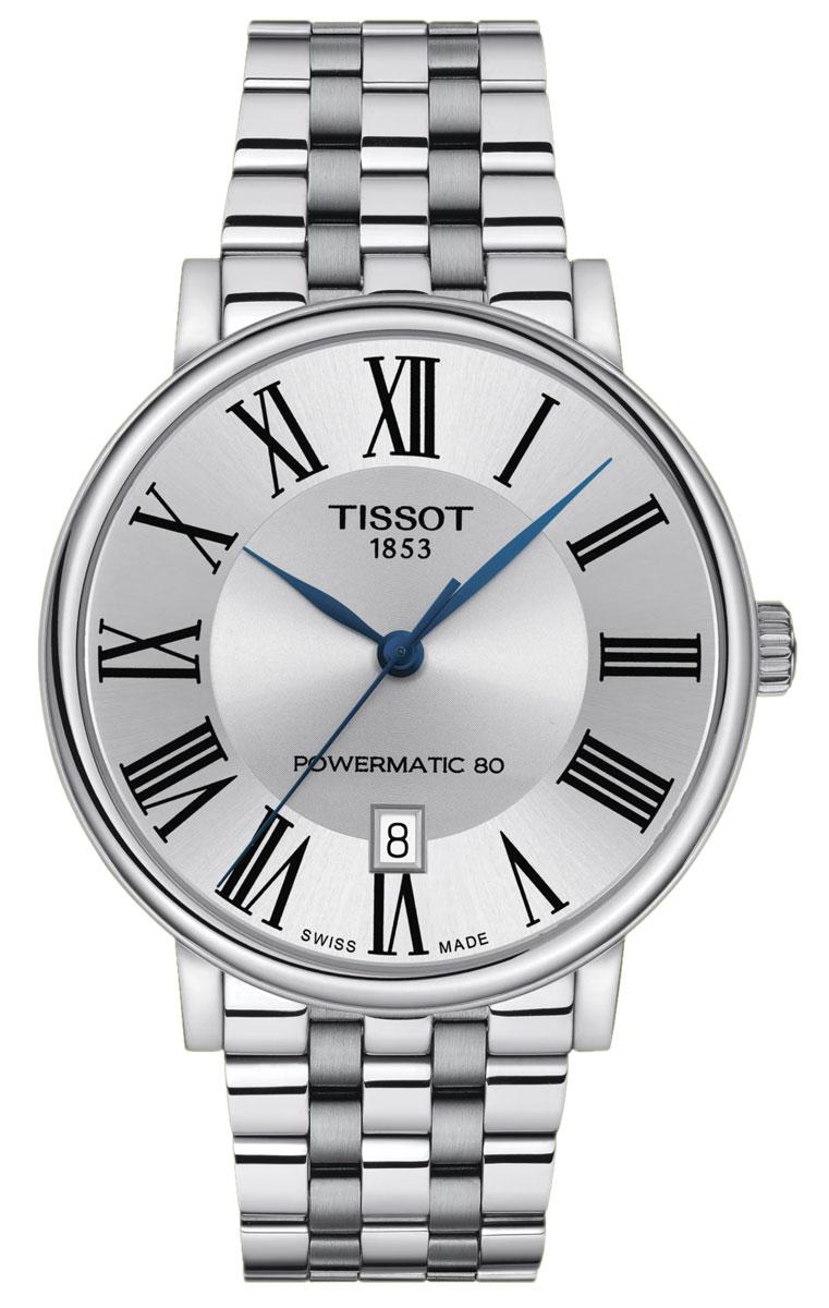 TISSOT T122.407.11.033.00. Predĺžená záruka. VIP servis. 12 mesiacov na vrátenie