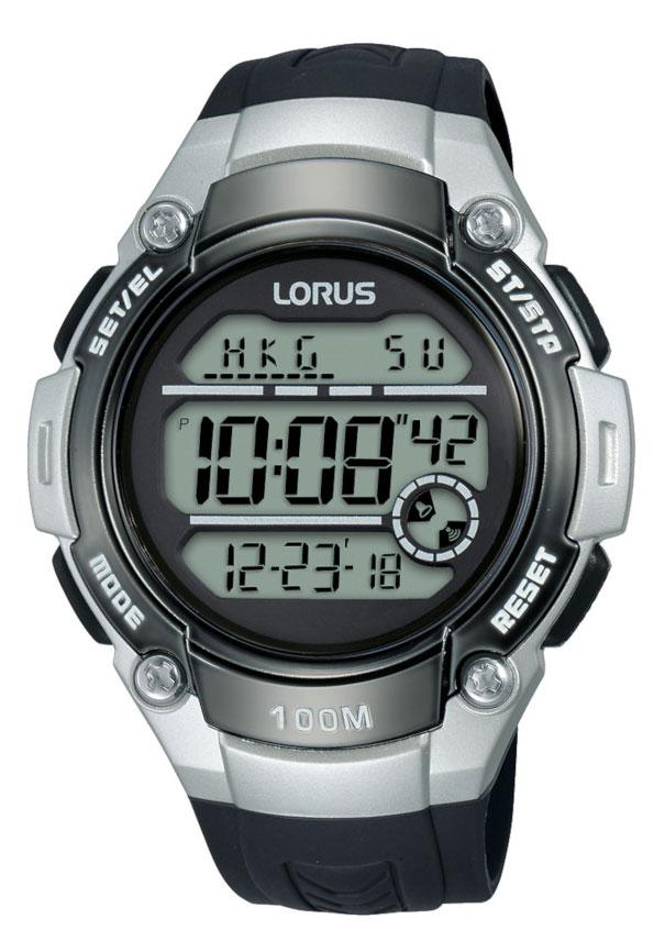 LORUS R2331MX9. 12 mesiacov na vrátenie