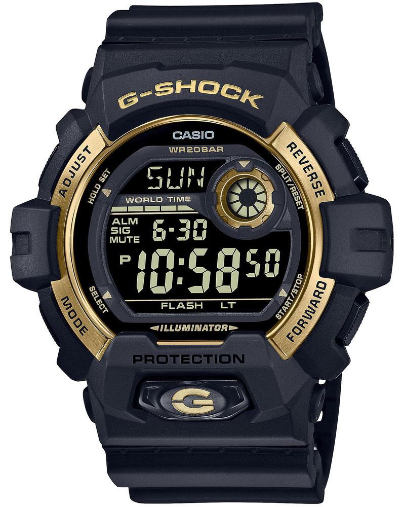 CASIO G-8900GB-1ER. Predĺžená záruka. VIP servis. 12 mesiacov na vrátenie