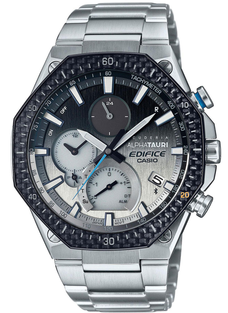 CASIO EQB-1100AT-2AER Scuderia AlphaTauri Limited Edition