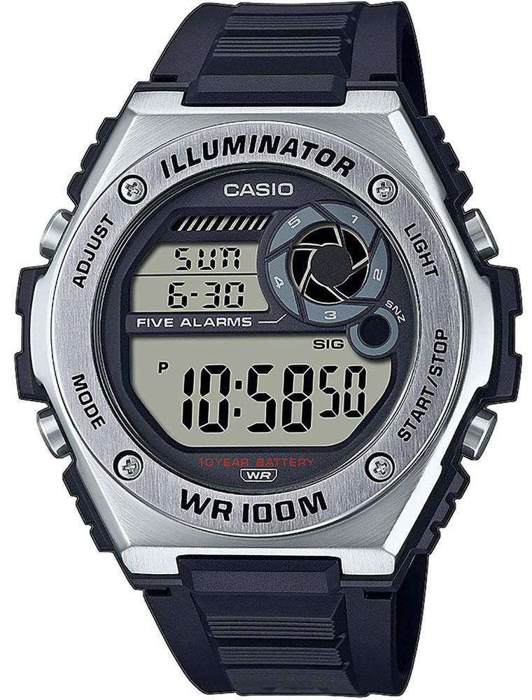 CASIO MWD-100H-1AVEF. 12 mesiacov na vrátenie