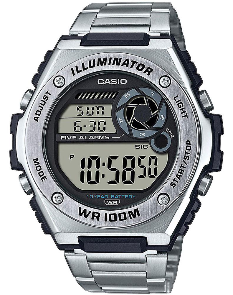 CASIO MWD-100HD-1AVEF. 12 mesiacov na vrátenie