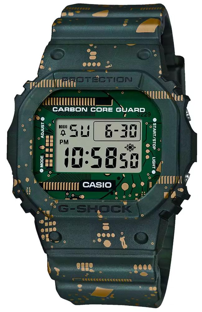 CASIO DWE-5600CC-3ER. Predĺžená záruka. VIP servis. 12 mesiacov na vrátenie