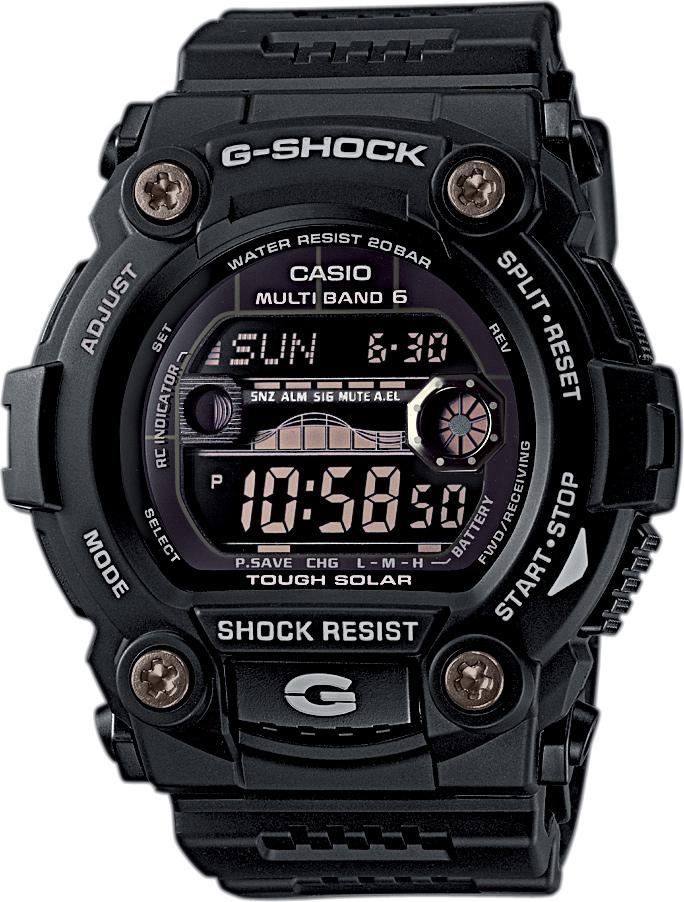 CASIO G-SHOCK GW 7900B-1. Predĺžená záruka. VIP servis. 12 mesiacov na vrátenie