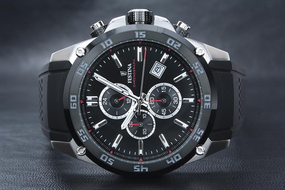 b38478fff Pánske hodinky s chronografom a dátumom. FESTINA THE ORIGINALS 20330/5 ·  FESTINA THE ORIGINALS 20330/5