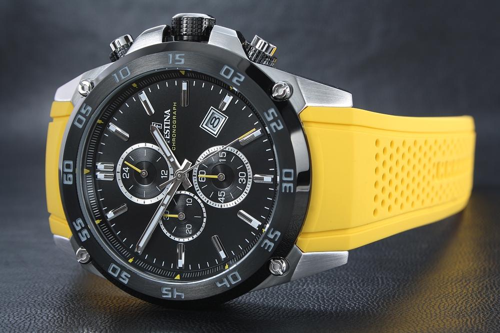 dd2e7f7b3 Pánske hodinky s chronografom a dátumom. FESTINA THE ORIGINALS 20330/3.  FESTINA THE ORIGINALS 20330/3