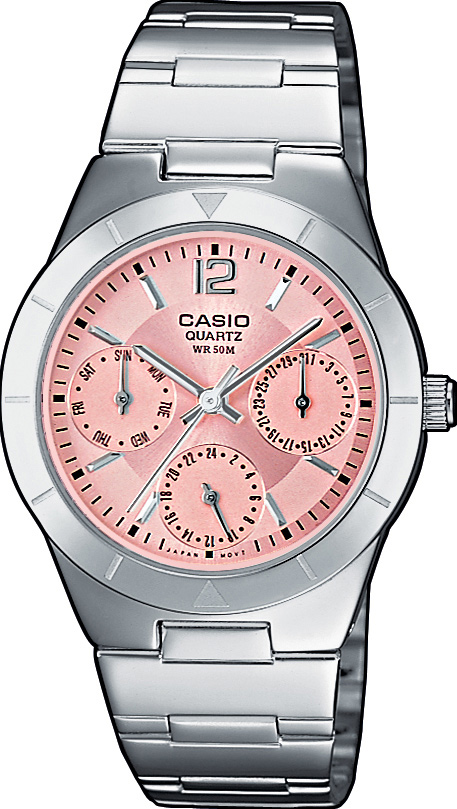 CASIO COLLECTION LTP 2069D-4A