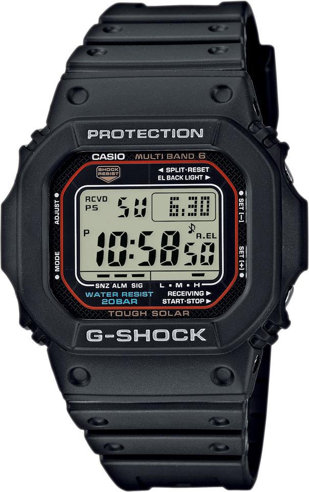 CASIO G-SHOCK GW M5610-1. Predĺžená záruka. VIP servis. 12 mesiacov na vrátenie